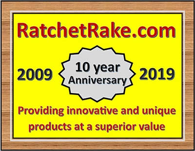 Ratchet Rake, LLC - All Terrain Rake, Snow Edge, Tractor