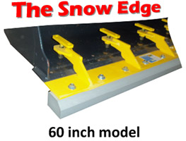 The Snow Edge - 60 Inch Model