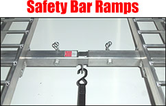 Safety Bar Ramps